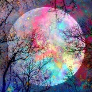 Pleine Lune Octobre 2019