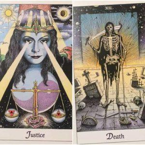 La carte de tarot qui correspond à votre signe du zodiaque