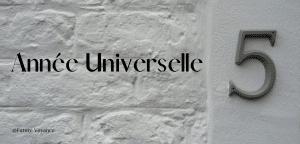année universelle 5